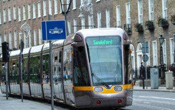 """UPDATE: Many Luas Green Line stops will be out of action for """"a number of hours"""""""