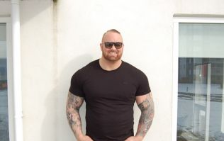The Mountain from Game of Thrones' daily diet sheet is nearly as big as he is