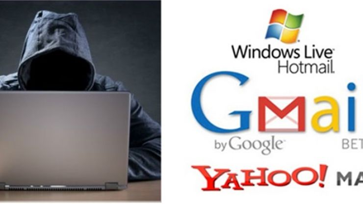 Millions of Hotmail, Gmail and Yahoo email account details have been hacked