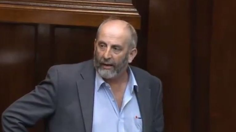 "WATCH: Danny Healy-Rae - ""The big fellas are flying around in the sky pissing on the whole lot of us"""