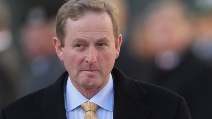 Twitter reacts to Enda Kenny announcing he is stepping down
