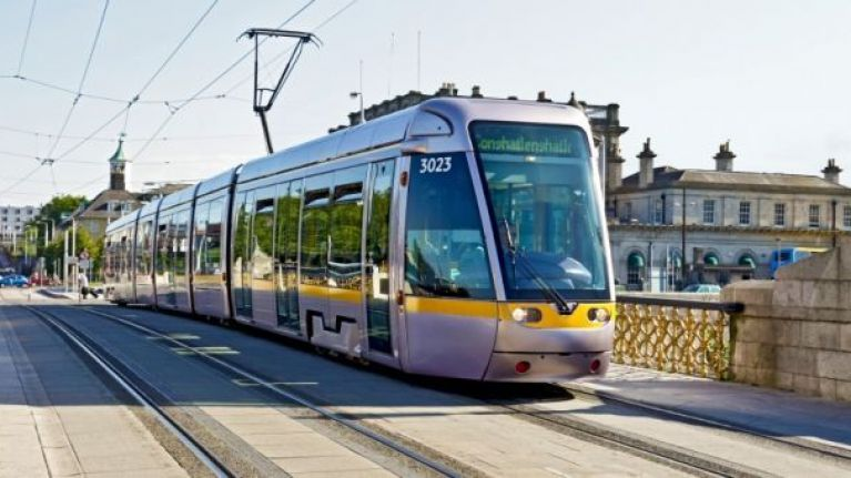 This new app will help you keep track of the Luas strikes