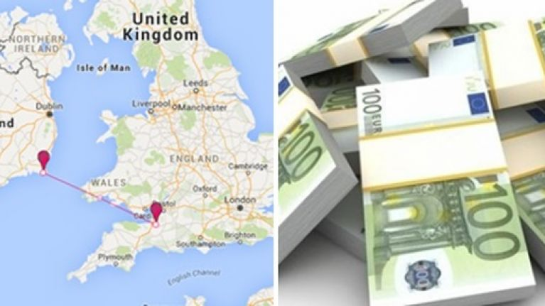 PIC: The most expensive object in the world will be built just 170 miles from Ireland