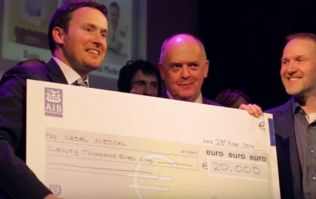 VIDEO: All the thrills and spills from the AIB Start-up Academy Final