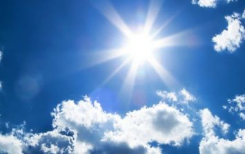Parts of Ireland will be warmer than the Canaries today as the great weather continues