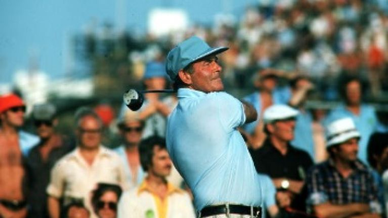 Legendary Irish Golfer Christy O Connor Senior Has Died At The Age Of 91 Joe Ie