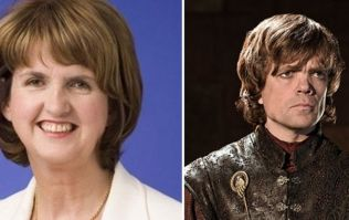 PIC: Proof that Joan Burton is a character in Game of Thrones