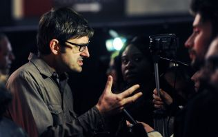 Louis Theroux goes face-to-face with a pimp in the trailer for his new documentary