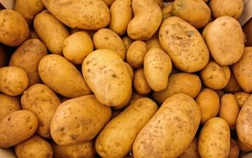 Met Éireann have issued a potato blight warning for the entire country