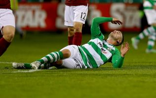 Shamrock Rovers player takes time out of football after battling depression