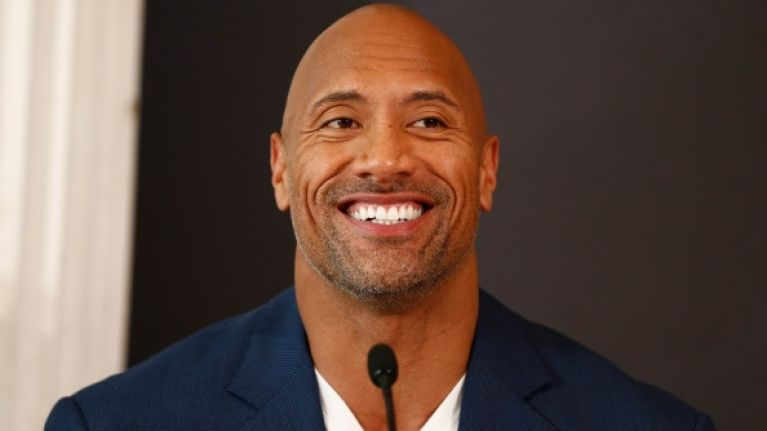 """The Rock says the controversial """"generation snowflake"""" comments are fabricated"""