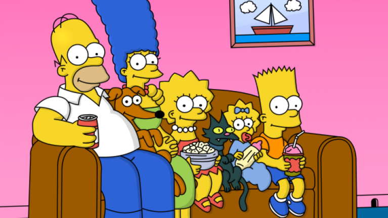 Here's how old The Simpsons family would be if they aged in real time