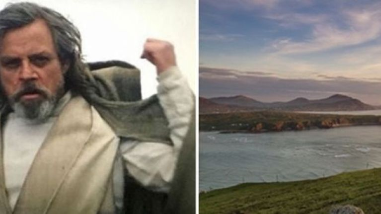 Here's what Star Wars fans were reading about the Irish locations used in the movies