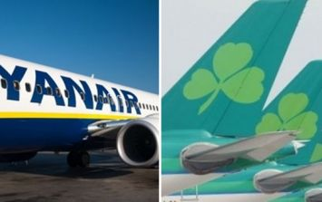 Ryanair and Aer Lingus set to cancel over 100 flights this weekend