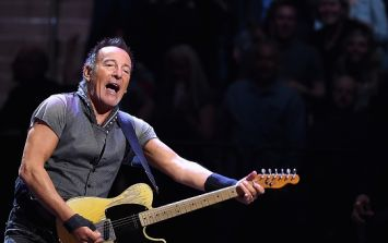 PICS: The amount of fans already in 'the Pit' at Croke Park for Bruce Springsteen is crazy