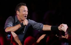 Bruce Springsteen's brand new documentary to be screened in Irish cinemas for one night only