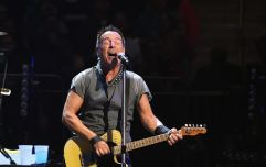 Bruce Springsteen reveals that he has struggled with depression in the last decade