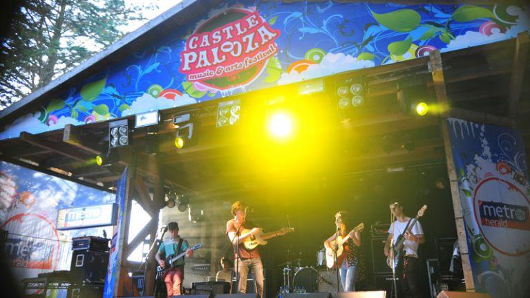 """Castlepalooza Festival has announced that it will be """"taking a break"""""""