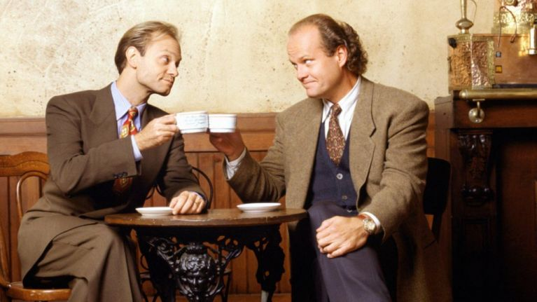 RTÉ Player has added over 100 episodes of the wonderful Frasier