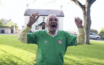 VIDEO: 'The Shane Long Song' features the greatest dancing auld lad in Ireland