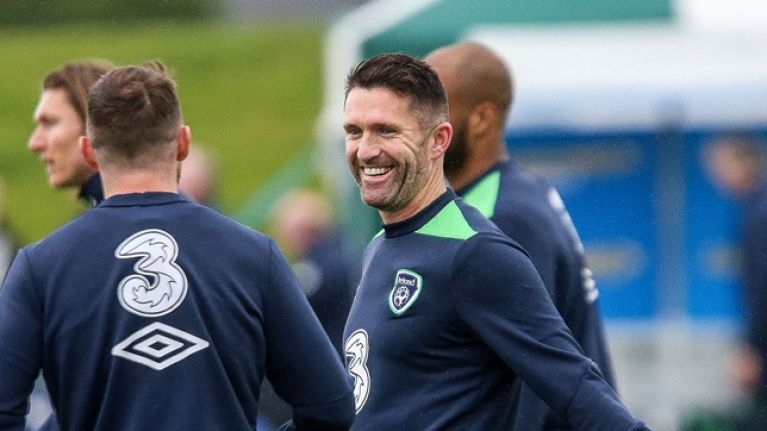 Reaction to the Republic of Ireland squad named for Euro 2016