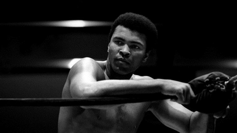 This story about Muhammad Ali randomly meeting an Irish man is the best thing you'll read all weekend