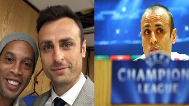 TWEETS: Everyone was talking about Dimitar Berbatov's spectacular hair at Soccer Aid