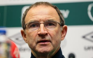 VIDEO: Martin O'Neill talks about his favourite viral moment of the Irish fans at Euro 2016