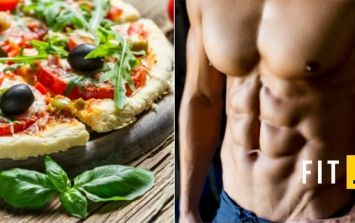 The diet that lets you eat pizza and still get shredded