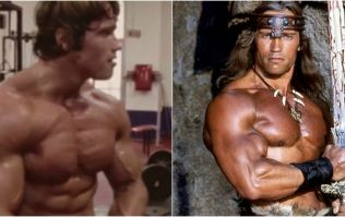 This is Arnold Schwarzenegger's favourite exercise for a thicker chest