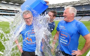 PIC: Joe Brolly has just captured the best Pat Spillane picture of all time