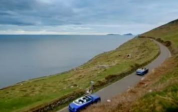 Kerry appeared on Top Gear and people absolutely fell in love with the Kingdom