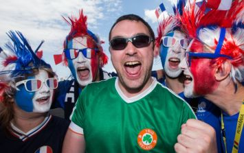 Dear France, Ireland loves you and wants you to win Euro 2016