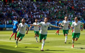 Ireland's loss to France was the highest-rating programme of the year on RTÉ
