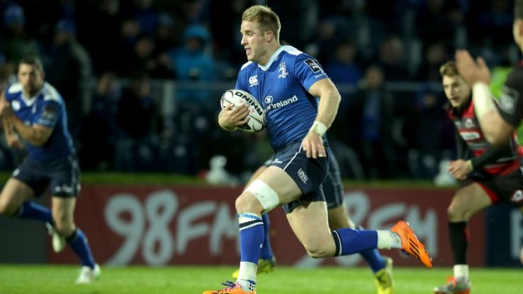 TWEETS: Tributes pour in as Luke Fitzgerald retires from professional rugby