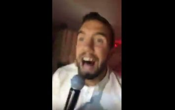 WATCH: Shane Duffy singing 'Shane Long's on Fire' at a karaoke night in Derry is superb
