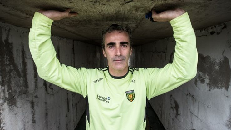 """""""Never is a long time"""" - Jim McGuinness on the possibility of a return to Donegal"""