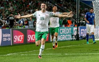 PIC: Man gets tattoo on his arse to commemorate that famous Robbie Brady goal