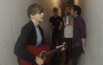 WATCH: The Academic have created a fantastic song in tribute of Robbie Brady
