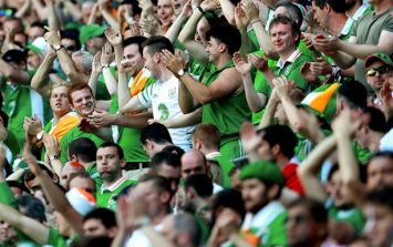 PICS: The soundest Irish fan at the Euros has been found and given a great reward