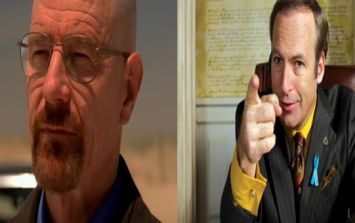 WATCH: Bryan Cranston hints at a role for Walter White in Better Call Saul