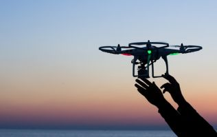 WATCH: Man in Cork uses drone to successfully free woman who had locked herself in the toilet