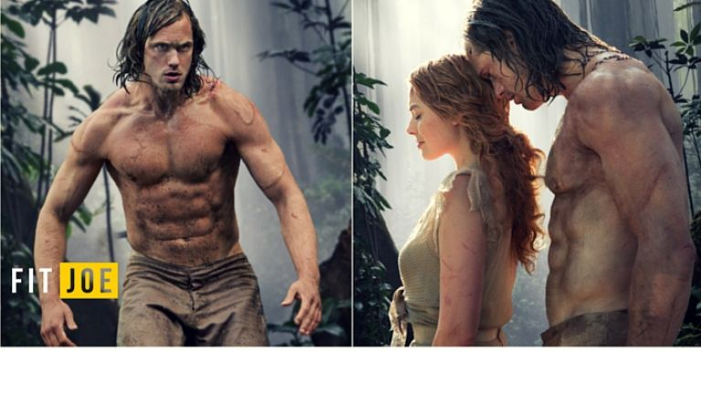 37ed3864f1d How this Legend of Tarzan training plan forged Alex Skarsgard s incredible  physique