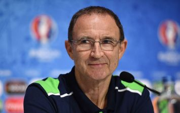 Martin O'Neill will be a guest on TV3 for the Euro 2016 final