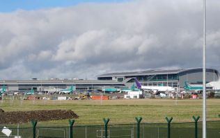 Two men arrested after a fight broke out on the tarmac at Dublin Airport