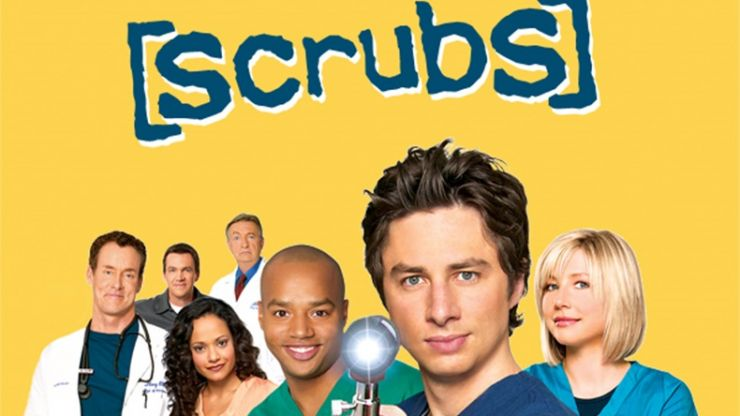 21 times Scrubs was so funny it actually hurt