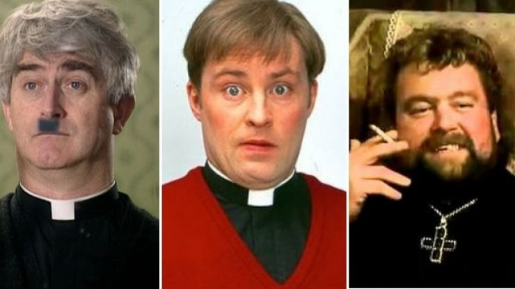 PERSONALITY TEST: Which Father Ted priest are you?