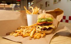 Five Guys to donate proceeds from every sale on Tuesday to the Peter McVerry Trust