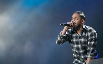Dublin now has its own Kendrick Lamar mural, and it's incredible