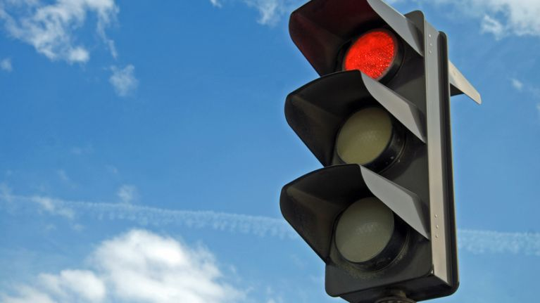 Leitrim gets first set of traffic lights